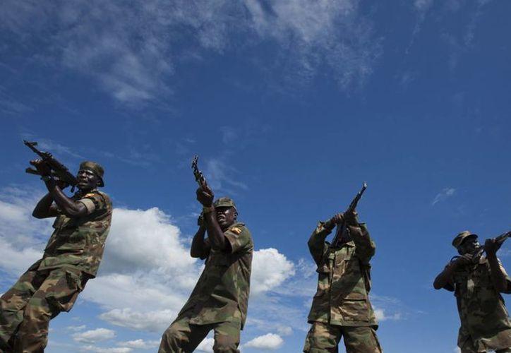 Uganda es el peor estado del mundo, debido a su presencia en los combates de la República Democrática del Congo y sus escaramuzas en las regiones fronterizas. (Archivo/AP)