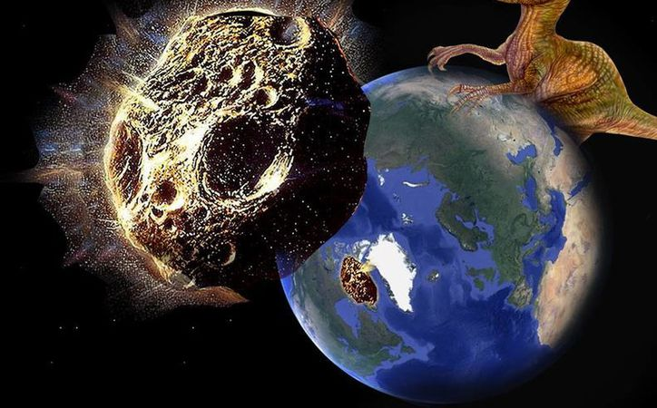Hace 65 millones de años, cuando cayó el meteorito, no existía la Península de Yucatán. (Milenio Novedades)