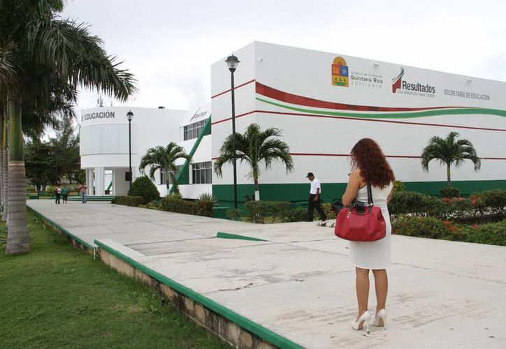 L Secretaría de Educación y Cultura (SEyC) también participará en las inspecciones. (Tomás Álvarez/SIPSE)
