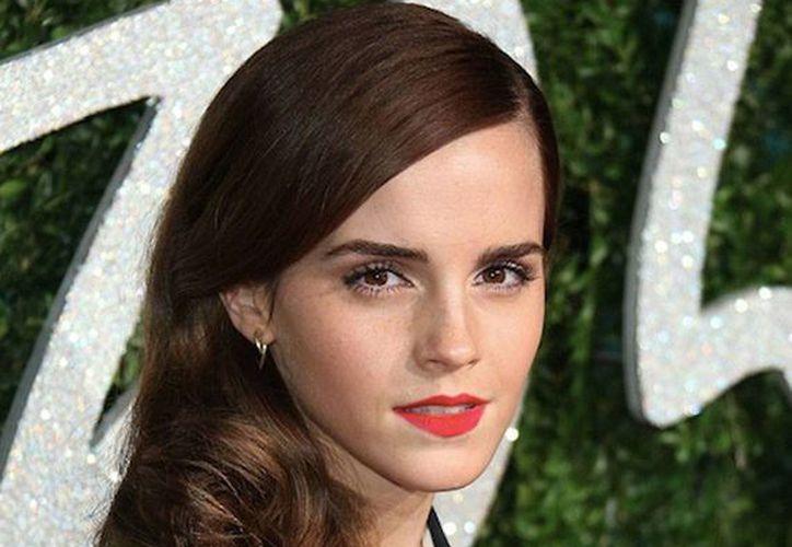 Emma Watson será princesa de Disney en la producción 'real' (live action) 'La Bella y La Bestia'. (Facebook/Emma Watson)