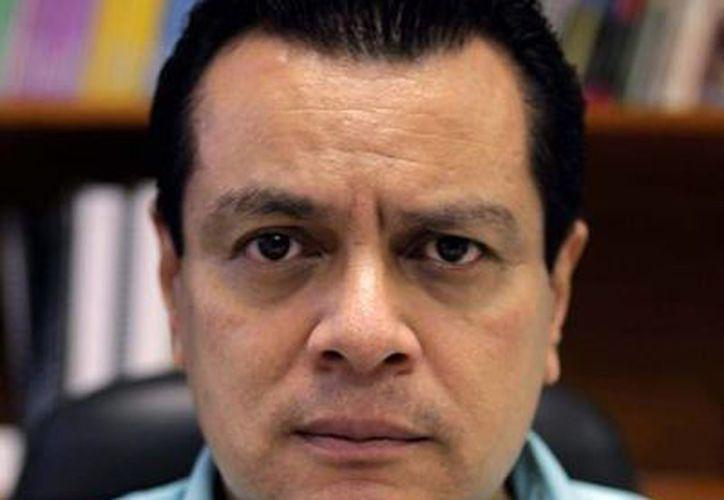 Subsecretario de la dependencia en la Zona Norte, Arturo Castro Duarte. (Redacción/SIPSE)