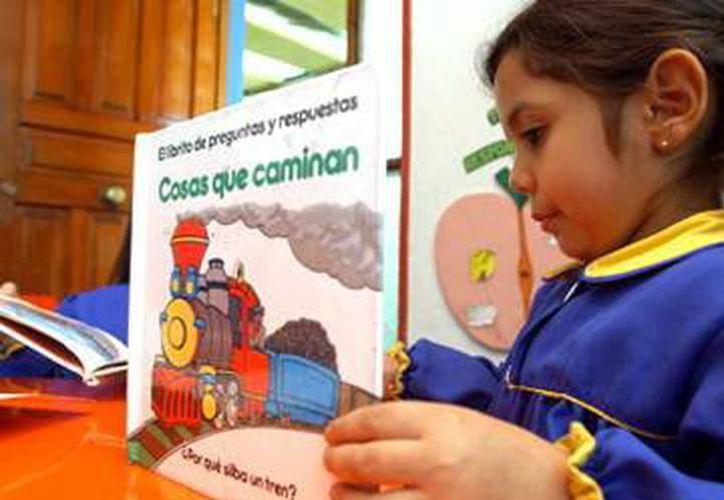 En promedio cada pediatra atiende a 20 niños por día, de ahí la importancia del proyecto, en busca de promover la lectura en Yucatán. (SIPSE)