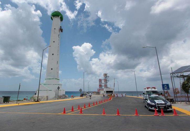 Del viernes 8 y hasta el domingo 10 de mayo se implementará un operativo vial con motivo del Mundial de Clavados que se realizará en Cozumel. (Gustavo Villegas/SIPSE9