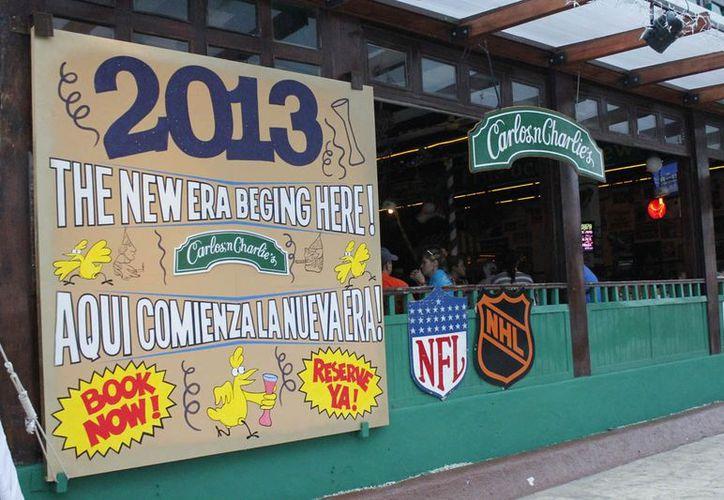 Los restaurantes, bares y discotecas de Cancún están listos para recibir a los clientes. (Jesús Tijerina/SIPSE)