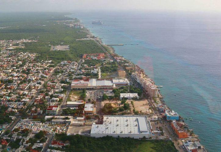 El Cinvestav y Cozumel trabajarán en conjunto para el estudio de las costas y los acuíferos de la isla. (Gustavo Villegas/SIPSE)
