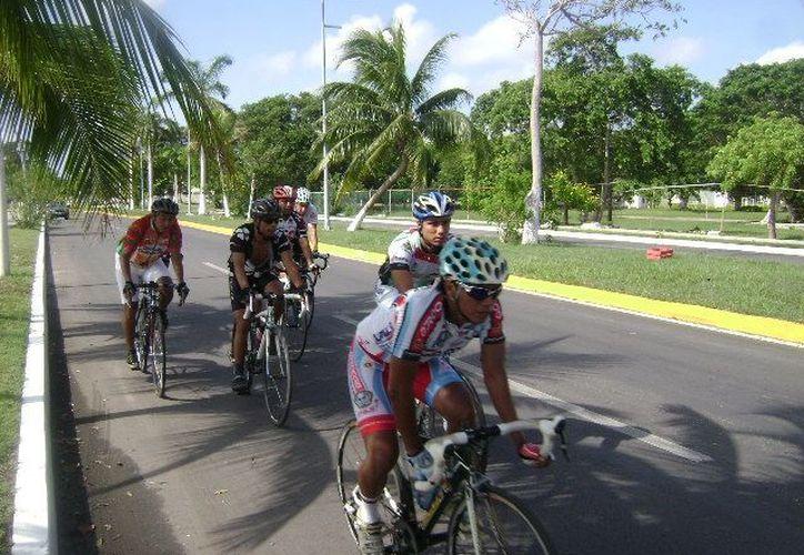 Se espera la participación de ciclistas provenientes de Campeche, Belice y Yucatán. Los primeros 20 tendrán hospedaje gratis. (Alberto Aguilar/SIPSE