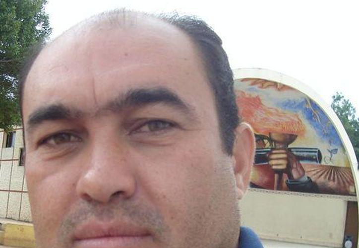 Jorge Alcocer Pérez, dirigente municipal de la Canaco local. (Carlos Yabur/SIPSE)
