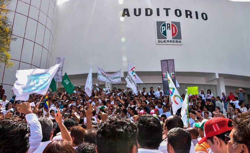 El PRI tendrá candidatos en Guerrero, a pesar del asesinato del aspirante a diputado federal, Abel Montufar. (Digital Guerrero)