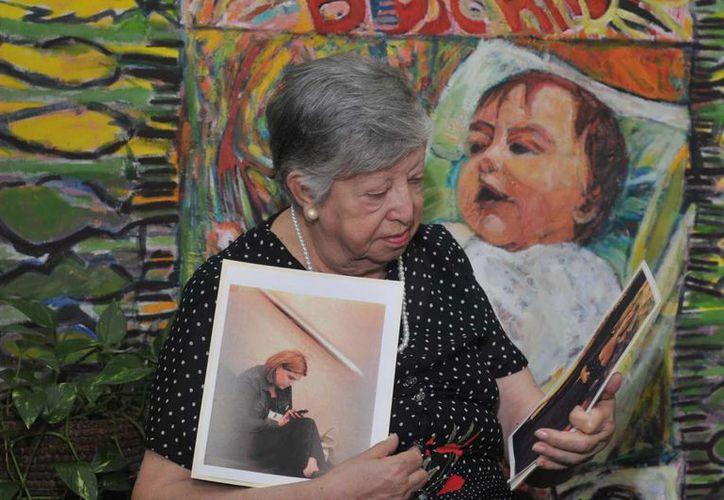 """María Isabel Chorobik de Mariani ( """"Chicha"""" Mariani), de 91 años, inició en 1976 la búsqueda de su nieta Clara Anahí, hasta que la encontró. (Foto: www.mdzol.com)"""