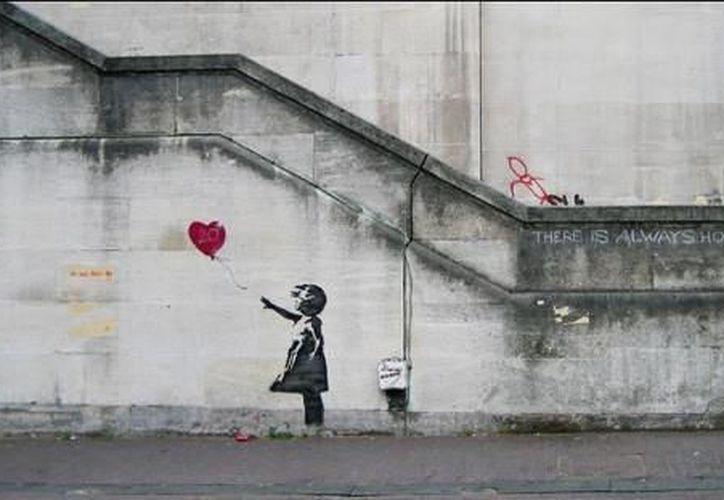La pintura fue creada desde 2002. (Foto: Internet).