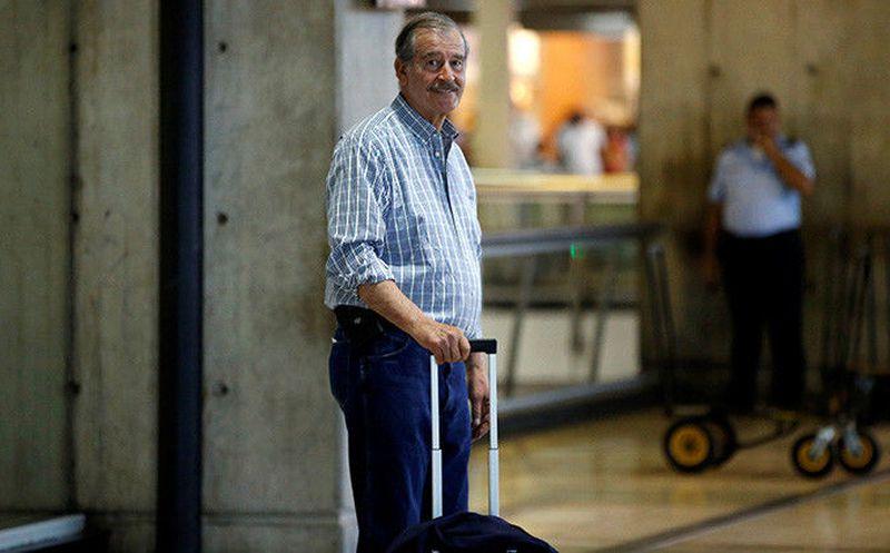 Vicente Fox tiene prohibido entrar a Venezuela, es considerado persona non grata