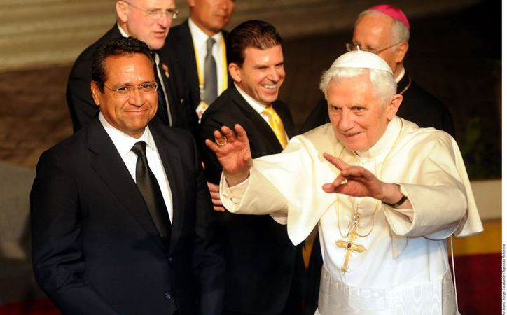 El Papa Benedicto XVI decidió beatificar a la Madre Lupita, en parte porque ayudó a algunos sacerdotes a ocultarse durante la Guierra Cristera. (REFORMA)