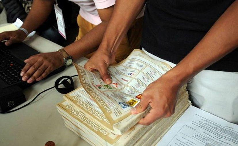 Recientemente 46 mil personas se agregaron a la Lista Nominal de Electores. (Foto: Milenio Novedades)