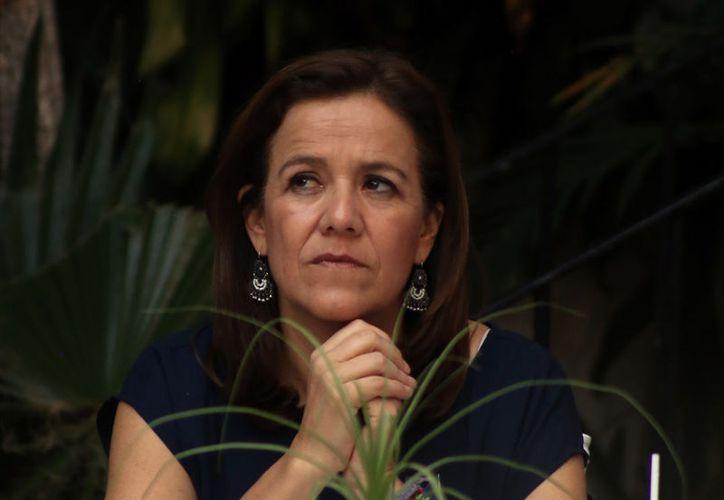 Margarita Zavala  anunció la inauguración de un portal para recibir aportaciones ciudadanas que ayuden a financiar su campaña. (Foto: Proceso)