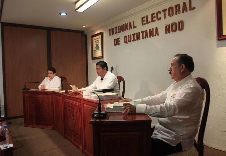 El Pleno del Teqroo realizó una sesión pública. (Archivo/SIPSE)