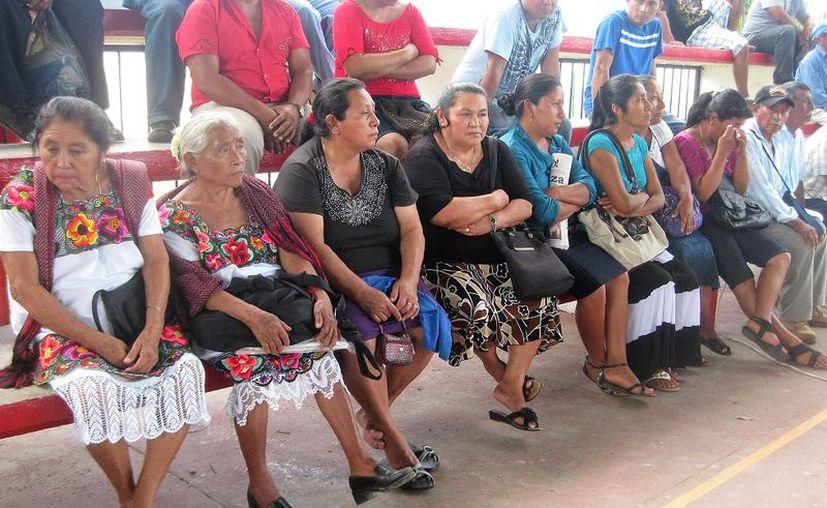 El programa de productividad para las mujeres abarcará todos los municipios del Estado. (Foto: Javier Ortiz)