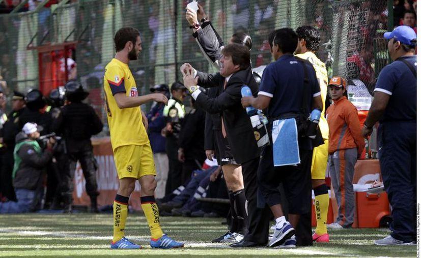 Toluca despachó con global de 3-2 al América; la Jauría  dio cuenta del León, por el mismo global. (Agencia Reforma)