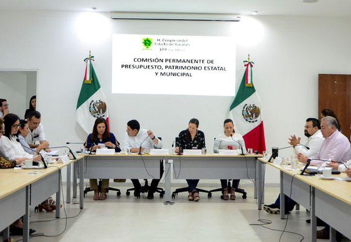 La Comisión de Presupuesto, Patrimonio Estatal y Municipal será la encargada de analizar el paquete fiscal. (Novedades Yucatán)