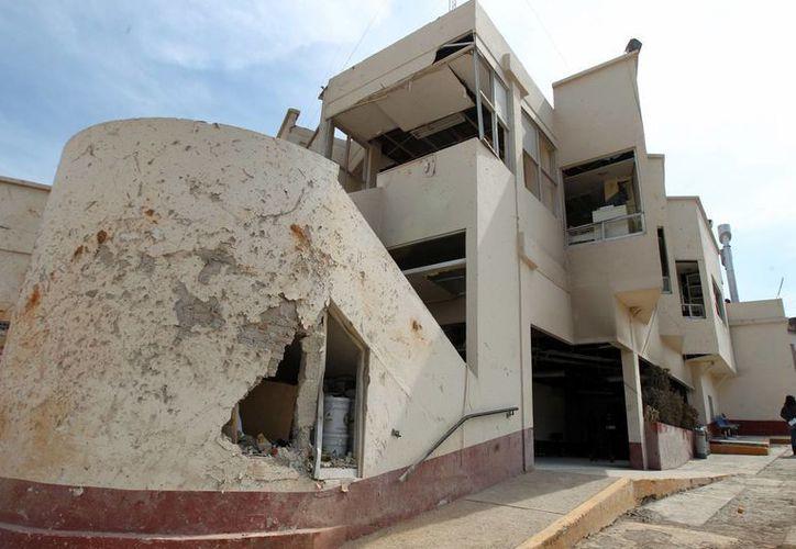 La explosión en el hospital Materno-Infantil de Cuajimalpa, ocurrida el 29 de enero pasado derivó en la muerte de cinco personas y más de 70 heridos. (Foto: Archivo/Notimex)
