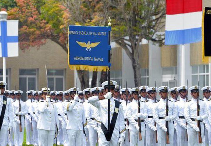 El presidente Enrique Peña Nieto encabezará la ceremonia conmemorativa de la Heroica Defensa del Puerto de Veracruz. (Imagen de archivo/Notimex)