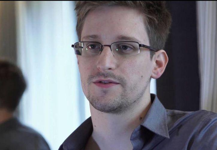 Edward Snowden fue elegido como representante oficial de los estudiantes en la Universidad de Glasgow. (Archivo/Agencias)
