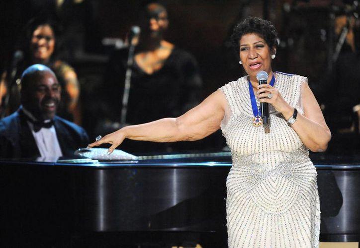 Aretha Franklin recibirá el premio Billboard Women in Music Icon el próximo 12 de diciembre. (bet.com)