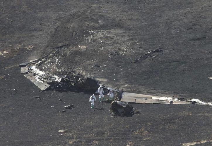 El accidente se registró a las 09:00 horas del tiempo local en California. (AP/Rich Pedroncelli)