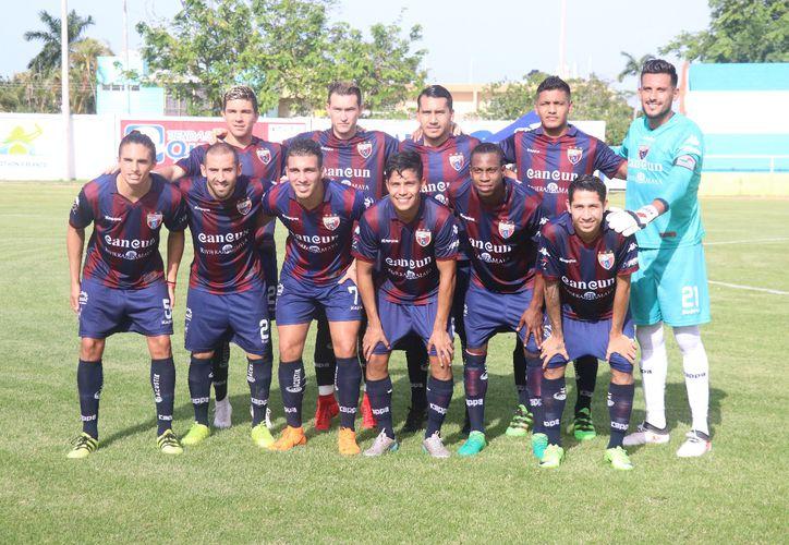 Los Potros están listos para el Apertura 2018. (Ángel Villegas/SIPSE)