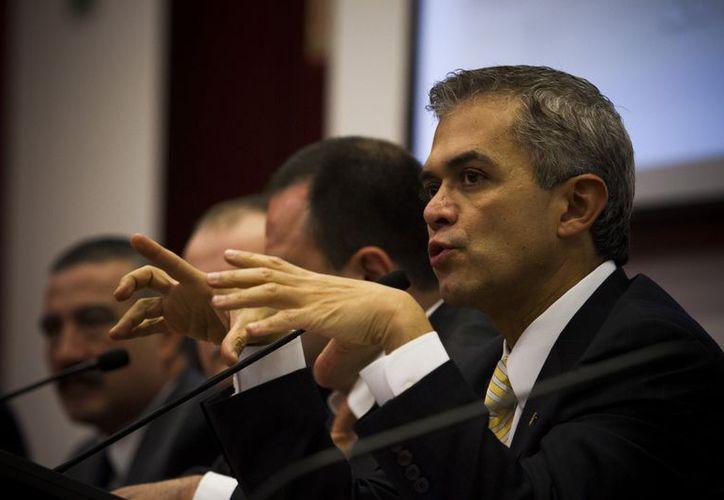 Mancera instruyó a las autoridades judiciales a investigar profundamente cada caso. (Notimex)