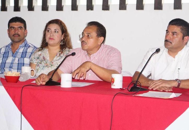 El congreso se realizará el 22 de enero próximo en las instalaciones de la CROC. (Adrián Barrieto/SIPSE)