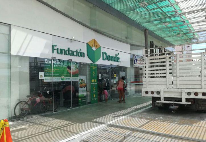 La empresa afectada se ubica en la Región 218. (Eric Galindo/SIPSE)