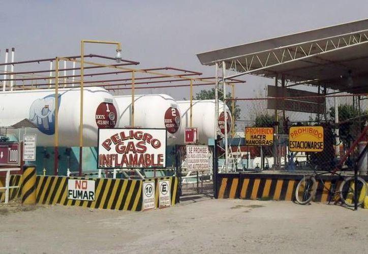 La industria del gas, entre otras energías, es una puesta clara del Gobierno del Estado para el impulso del sureste del país. (Imagen ilustrativa/ Milenio Novedades)