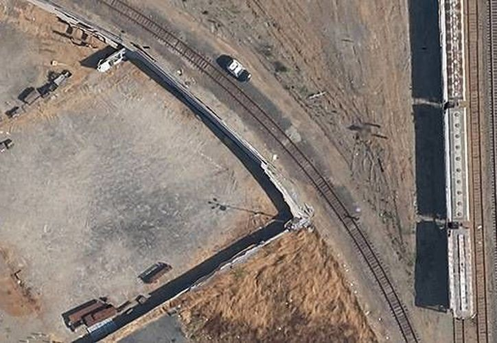 Google prometió quitar la imagen en 8 días. (Google Maps)