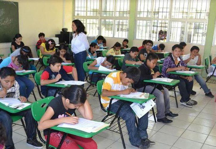 La matrícula total del Sistema Educativo Nacional en el ciclo escolar 2018-2019, será de 36.6 millones de alumnos. (Milenio)