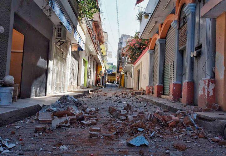 Hasta el momento no se han reportado daños en la comunidad de Oaxaca por el nuevo movimiento telúrico. (Contexto/Notimex)