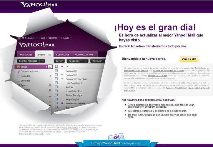 Yahoo! espera que con Tumblr aumente su audiencia en un 50 por ciento. (paraquesepan.blogspot.com)
