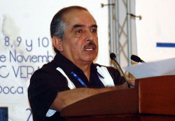 Marín estudió periodismo en la Escuela Carlos Septién. Es cofundador de la revista Proceso y de Milenio. (Milenio)