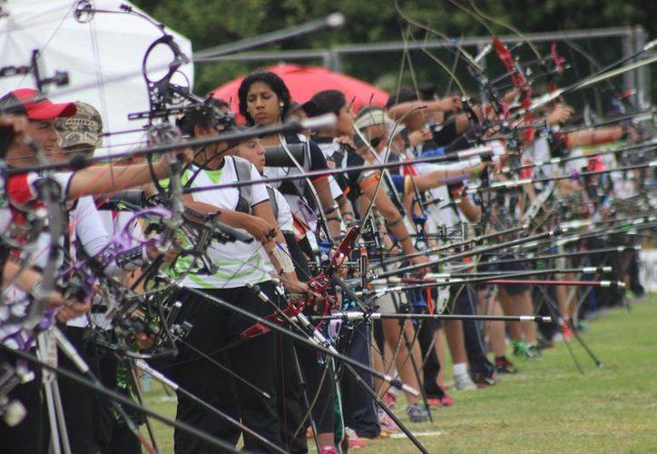 Este miércoles arranca oficialmente el Grand Prix México 2015 de Tiro con Arco. (Milenio Novedades)