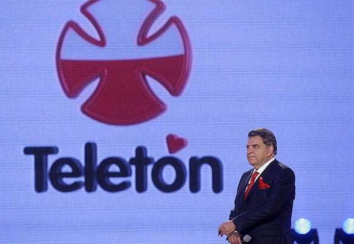 Don Francisco se caracteriza por apoyar a causas sociales, como el Teletón. (emol.com)