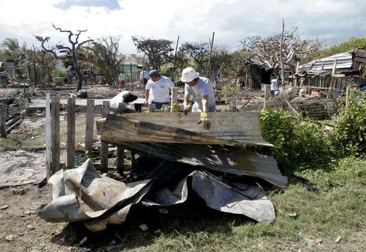 En las zonas cercanas a la parte continental de Isla Mujeres así como el ejido Alfredo V. Bonfil se registran el mayor número de colonias irregulares. (Redacción/SIPSE)