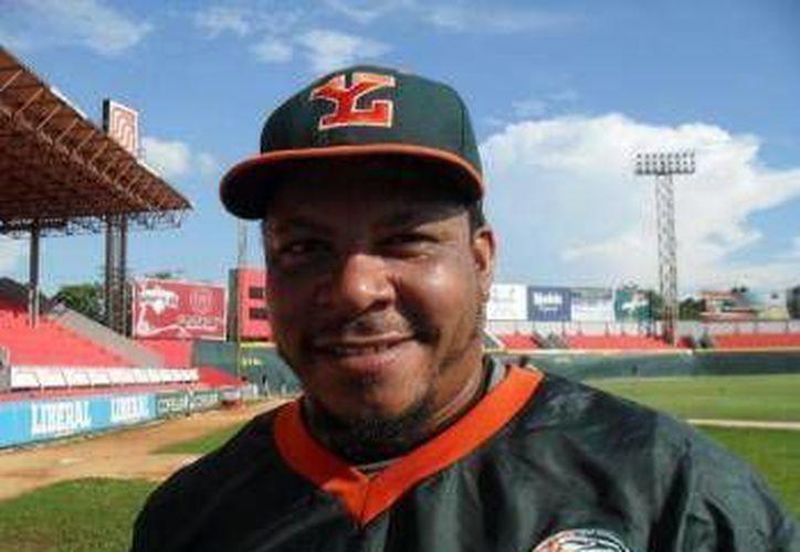 José Vargas Cuevas actualmente es coach de pitcheo de los Diablos de la Bojórquez. (Milenio Novedades)