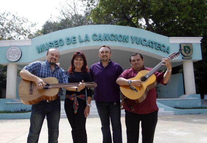 Los trovadores yucatecos que celebrará su día son reconocidos a nivel mundial. (SIPSE)