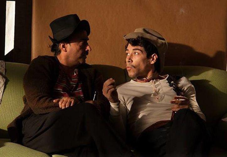 'Cantinflas' relata la historia jamás contada de Mario Moreno, que va desde sus inicios en un humilde escenario, hasta su llegada a Hollywood. (Facebook/Cantinflas)