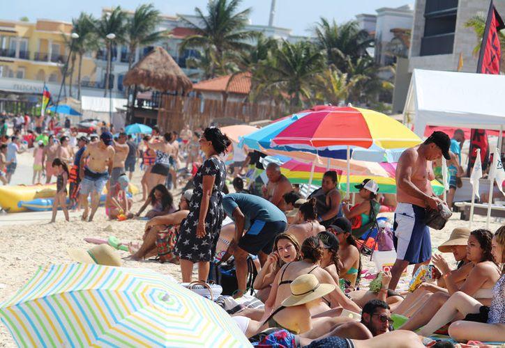 La Riviera Maya atrae más turismo de los estados Texas, California y Florida. (Foto; Octavio Martínez/SIPSE)
