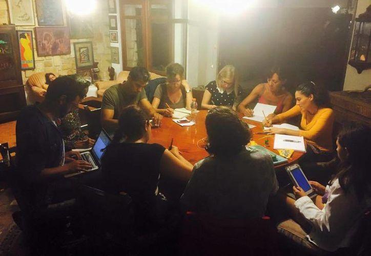 Este viernes iniciará el taller de poesía 'El Abreltas, herramientas para sacarnos la sopa'. (Alejandra Flores/SIPSE)