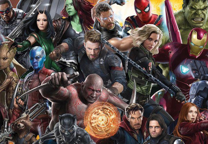 Avengers 4 estaría estrenando su primer trailer a finales de este mes. (Foto: Contexto/Internet)
