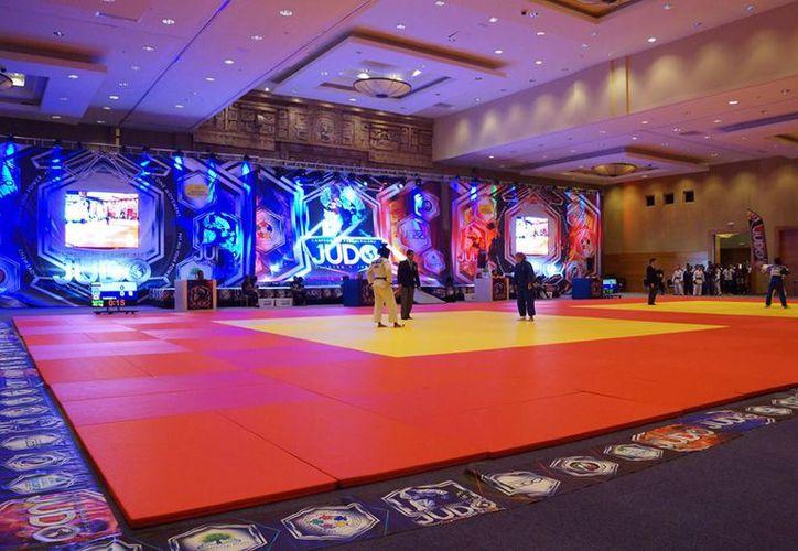 En las batallas participarán seleccionados en las categorías cadetes y junior. (Raúl Caballero/SIPSE)