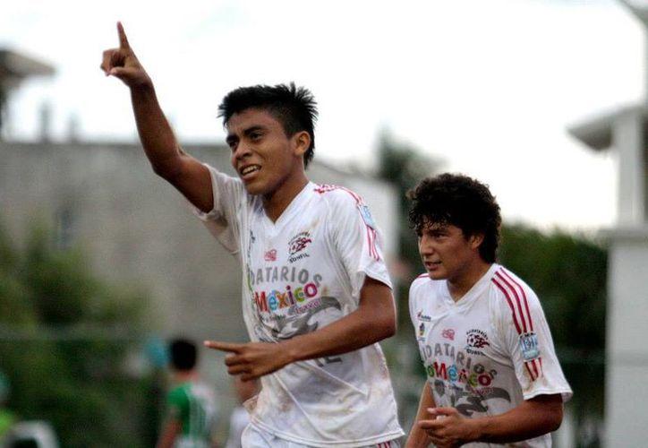 Francisco Cancino busca ser el máximo goleador del equipo. (Redacción/SIPSE)