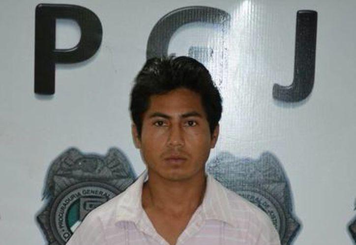 Héctor Hernández Gómez fue capturado en Villas Otoch por el delito de violación. (Redaccón / SIPSE)