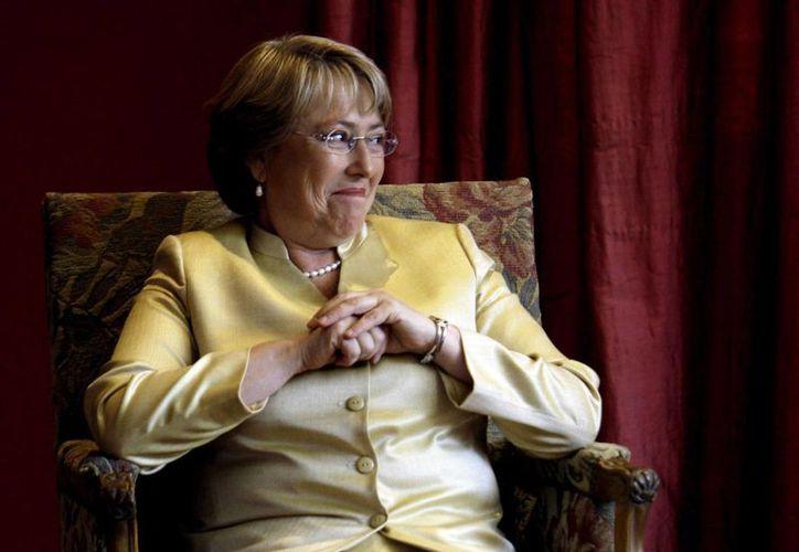 El titular de la ONU, Ban Ki-moon resalta el dinamismo que Bachelet puso en su labor. (Agencias/Archivo)